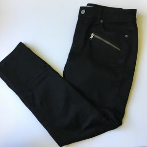 Kenneth Cole Reaction Black Skinny Jeans